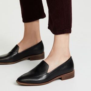 NEW Madewell The Frances Loafers  black size 10